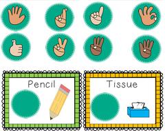 Swell Classroom Management Hand Signals Customisable Download Free Architecture Designs Scobabritishbridgeorg