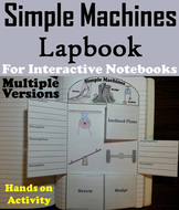 Simple Machines Lapbook