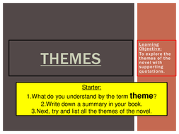 'Of Mice and Men' Themes