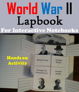 World War II Lapbook