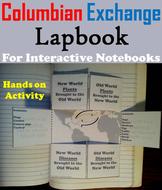 Columbian Exchange Lapbook