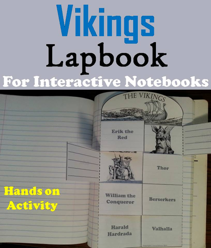Vikings Lapbook