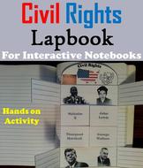 Civil Rights Lapbook