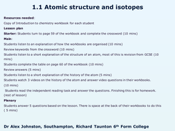 1.1-Atomic-structure-and-isotopes.pptx