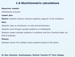 1.6-Stochiometric-calculations.pptx