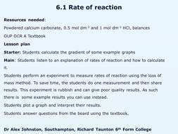 6.1-Rate-of-reaction.pptx