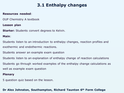 3.1-Enthalpy-changes.pptx