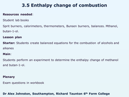 3.5-Enthalpy-change-of-combustion.pptx