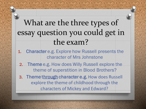 blood brothers scheme of learning fully resourced for aqa gcse  blood brothers scheme of learning fully resourced for aqa gcse english literature 2017 spec by gabby08 teaching resources tes