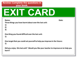 14---Exit-card.pptx