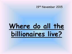 Billionaires in Africa