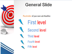 target powerpoint template by templatesvision teaching resources tes