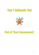 Maths Tests Year 1