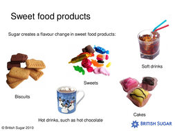 Uses---Types-of-Sugar---ALL-to-look-at---Blue---Yellow-to-match-labels-to-pics.ppt