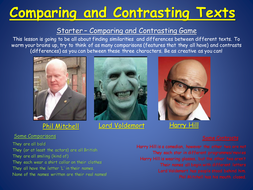 Comparing-and-Contrasting-Texts.pptx