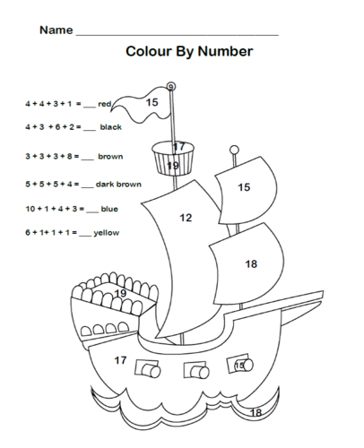 Collection of Math Worksheets- Covering 5 Major Skills