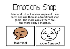EMOTIONS FEELINGS TEACHING RESOURCES KS1, KS2, KS3