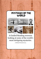 Reading comprehensions - Mysteries of the World