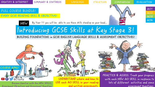 English Literature GCSE Exams Plan?
