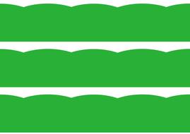 plain green borderpdf