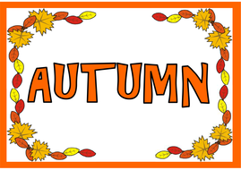 Image result for autumn title