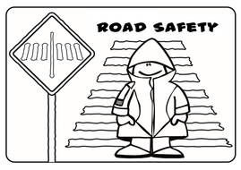 ROAD SAFETY TEACHING RESOURCES ROLE PLAY CHILD MINDER