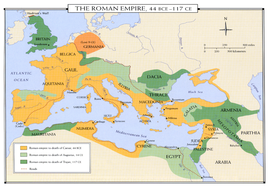 ANCIENT ROMANS TEACHING RESOURCES HISTORY KEY STAGE ROME CAESAR - Ancient rome map outline