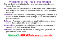 welcome-to-trial-of-the-warden.ppt
