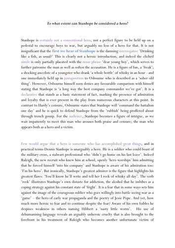 To what extent essay introduction