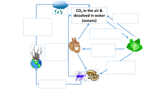 Carbon cycle by yatess79 teaching resources tes carbon cycle ccuart Gallery