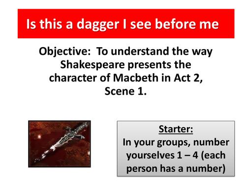 macbeth act 2 scene 1 translation