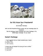 Presidential-Trivia--CHALLENGE-TES.pdf