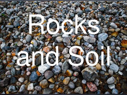 soil minerals and rocks pdf
