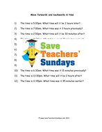 adding and subtracting time ks2 worksheets lesson plans and powerpoint by saveteacherssundays. Black Bedroom Furniture Sets. Home Design Ideas
