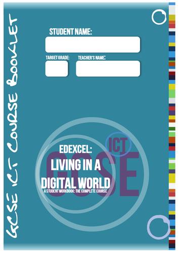 Edexcel GCSE ICT Course Booklet v2.0