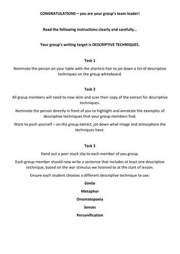 Outstanding creative writing lesson ks3 help writing a paper outstanding creative writing lesson ks3 ibookread Download