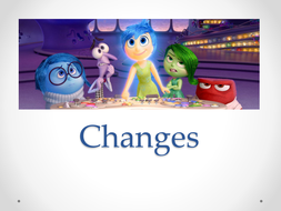 Inside Out context plan and lessons