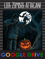 Los zombis atacan - past tense Spanish story - Google version