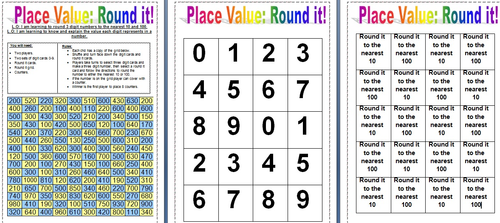 maths ks2 ks1 place value games whole and decimal numbers by selinaj teaching resources tes. Black Bedroom Furniture Sets. Home Design Ideas