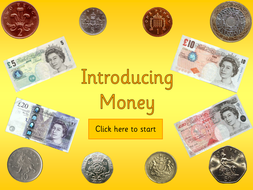 Introducing Money Topic Bundle for EYFS/KS1