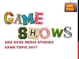 x-GAME-SHOWS-MISE-EN-SCENE.ppt