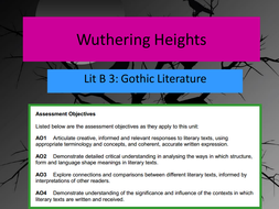 wuthering heights and a thousand splendid suns a level english cb2 wuthering heights pptx