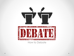 Debating - How to