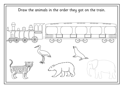 oi get off our train story pack endangered animals ks1 ks2 by robbyn teaching resources tes. Black Bedroom Furniture Sets. Home Design Ideas