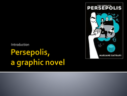 Persepolis Teaching Resources