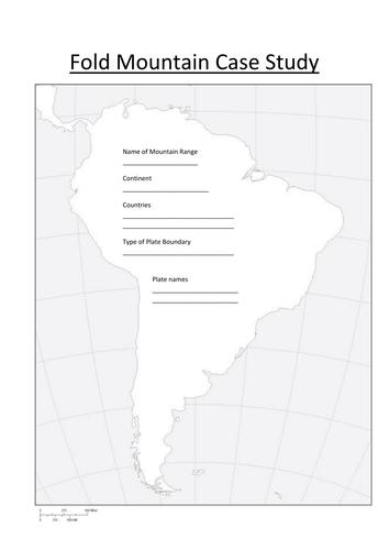 GCSE Geography-case study fold mountains - Prezi