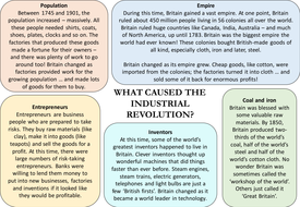 Industrial Revolution - Causes of the Industrial Revolution by ...