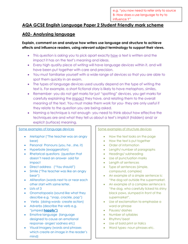 aqa gcse english coursework mark scheme 2009 Aqa gcse specification, 2010 – english a c coursework mark scheme 48 2009 reflects these changes to the criteria.
