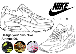 Design Your Own Air Max   Nike