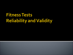 Www cyber essays com reliability and validity of tests